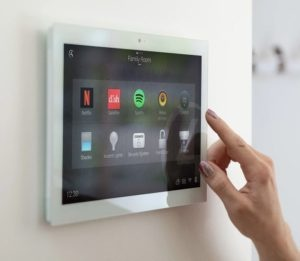 Control4 OS3 T3 In-wall Smart Home Touch Screen